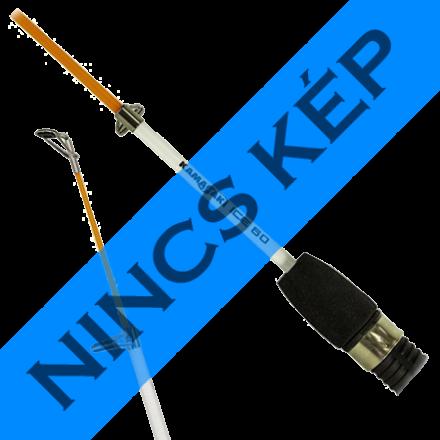CSEMEGEKUKORICA Üveges   Cukk Halcsali; 300g :mangó