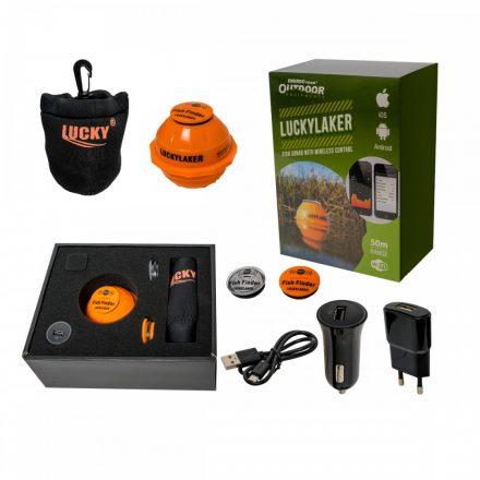 EnergoTeam Outdoor LuckyLaker Vezetéknélküli halradar wifis