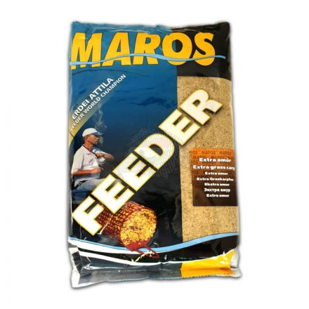 ETETŐANYAG Maros | Feeder; 1000 gr, Extra Amur