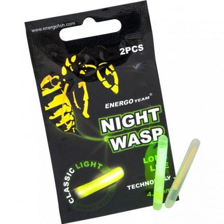 EnergoTeam Night wasp Világító patron 2 darabos 4,5mm