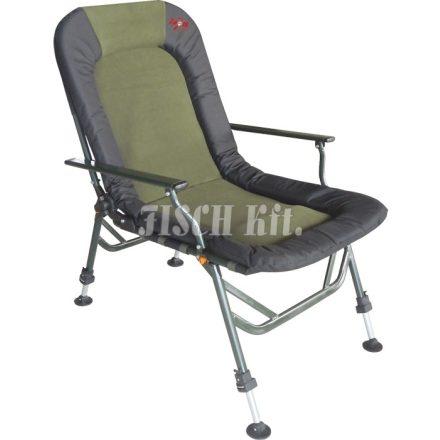 SZÉK Carp Zoom 150+ Exra erős karfás horgász szék