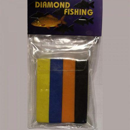 Diamond Fishing Lebegtető szivacs színes