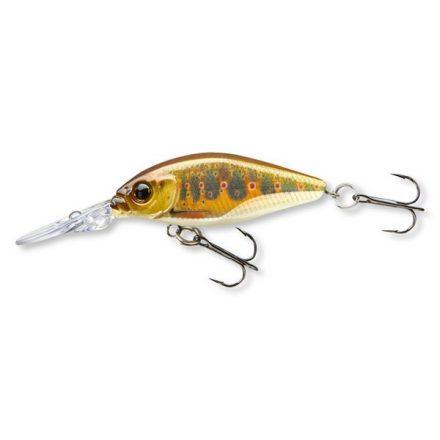 Team Cormoran Belly Diver Mini 3,8cm Baby brown trout