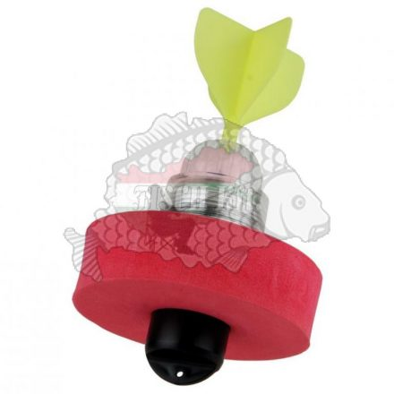 Carp Zoom Bója led világítással piros