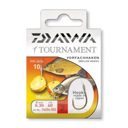 Daiwa Tournament Corn Kötött Horog Méret: 1