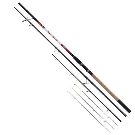 Carp Expert | River Feeder; 360cm, 120-250gr {3tag+3rezgő+tok}