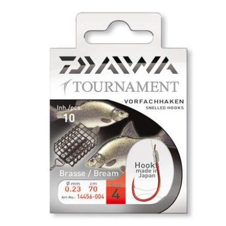 Daiwa Tournament Bream Kötött Horog Méret: 8