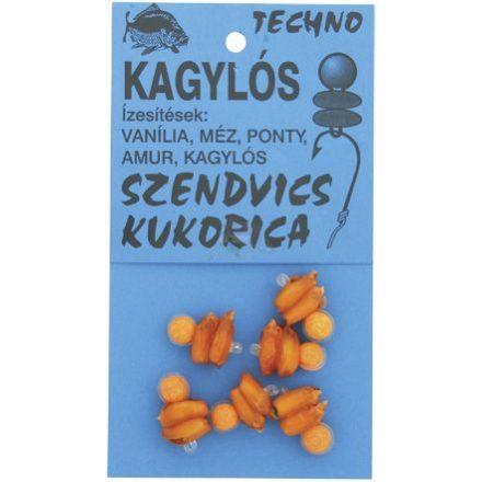 SZENDVICSKUKORICA Techno Kagyló