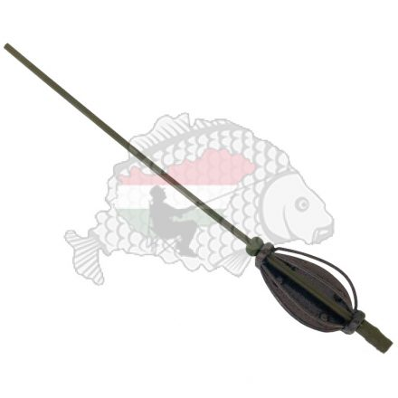 Távdobó lapos feeder kosár (Deáky) 100g