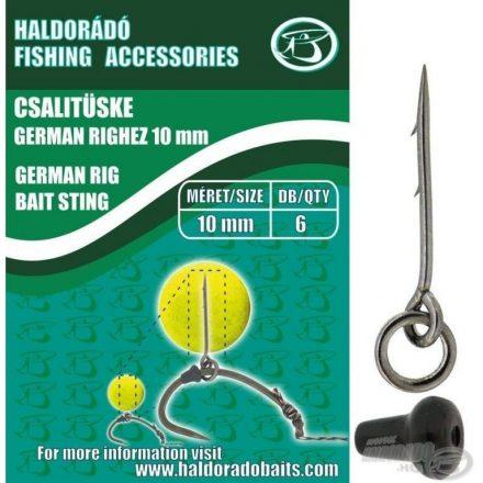 Haldorádó Csalitüske German Righez 10mm