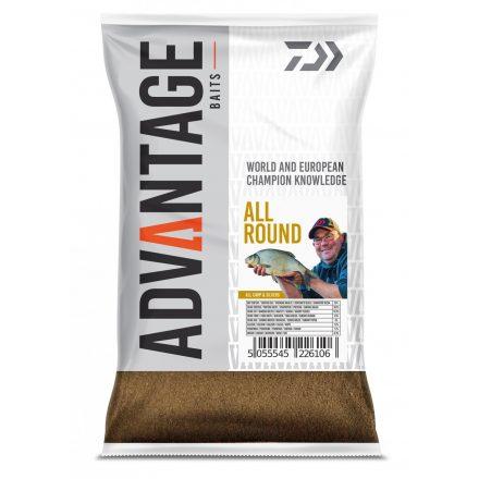 ETETŐANYAG Daiwa | Advantage; 1000 gr, Method mix
