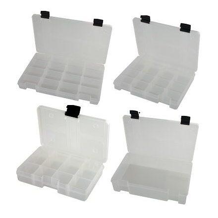 Fox Rage Stack'n'Store csalidoboz 3x4 fakkos