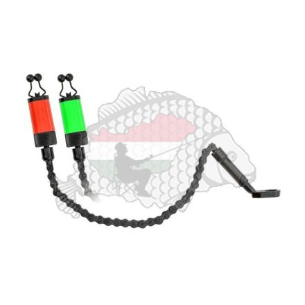 Carp Zoom Heavy Chain-B Bite láncos kapásjelző, fluo piros