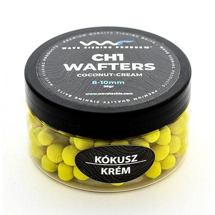 PELLET Wafter Wave Product 8-10mm CH1 (kókusz-krém)