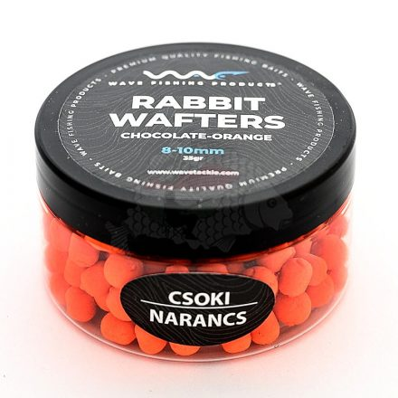 PELLET Wafter Wave Product 8-10mm Rabbit (csoki-narancs)