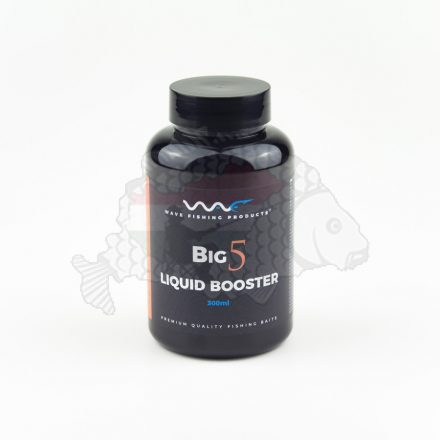 Wave Product Liquid Booster 300ml Big5 (máj-krill)
