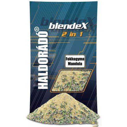 ETETŐANYAG Haldorádó BlendeX 2in1 800gr Fokhagyma-Mandula