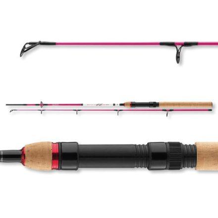 Daiwa | Ninja-X Kids pink; 150cm, 10-30gr {2 tag+tok}